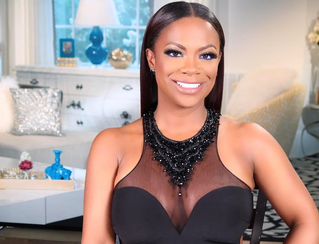 Kandi Burruss Shows Off The Shoes She'll Be Wearing For The RHOA Reunion