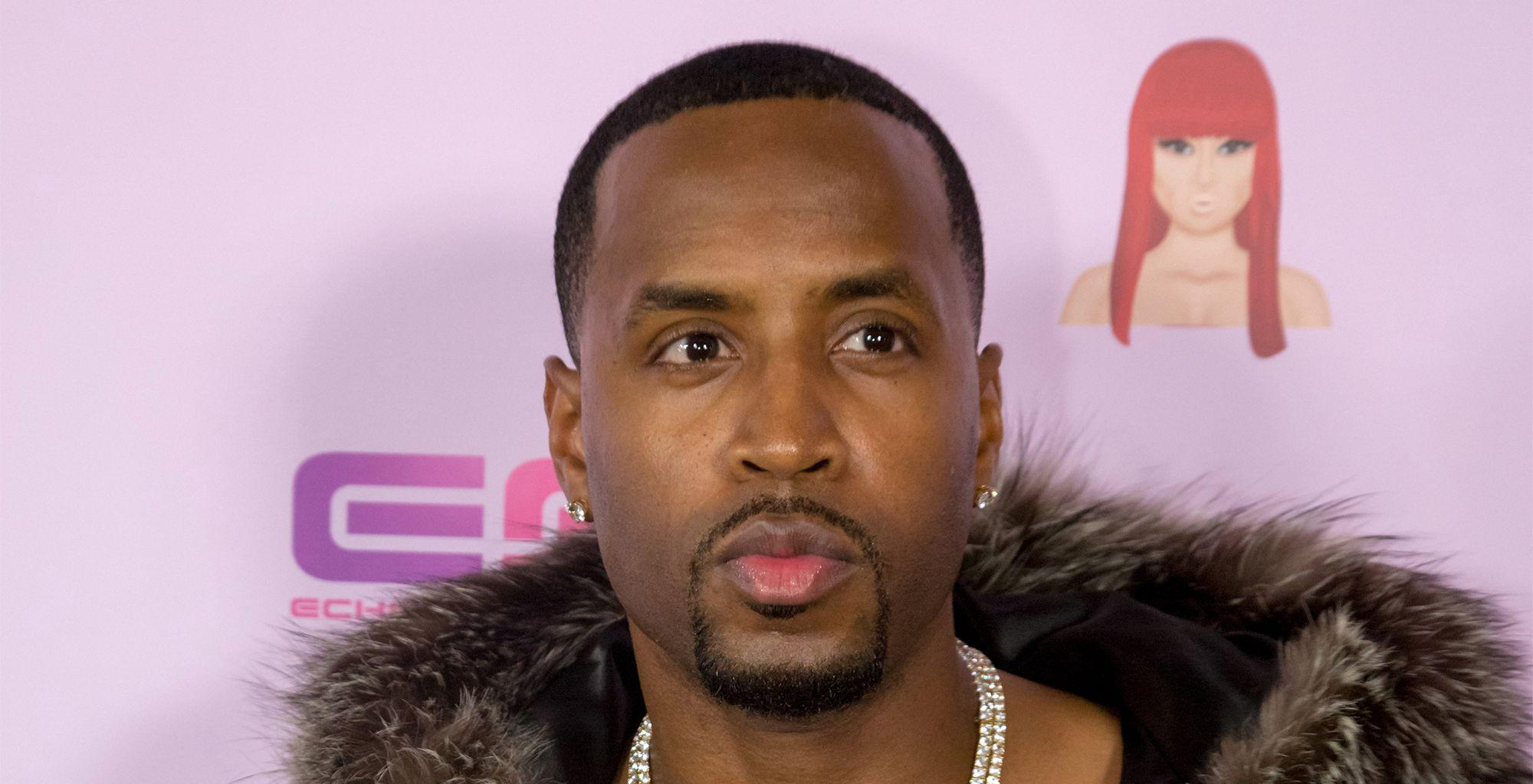 Safaree Motivates Fans With This Photo He Just Shared - Check Out How He Impressed People