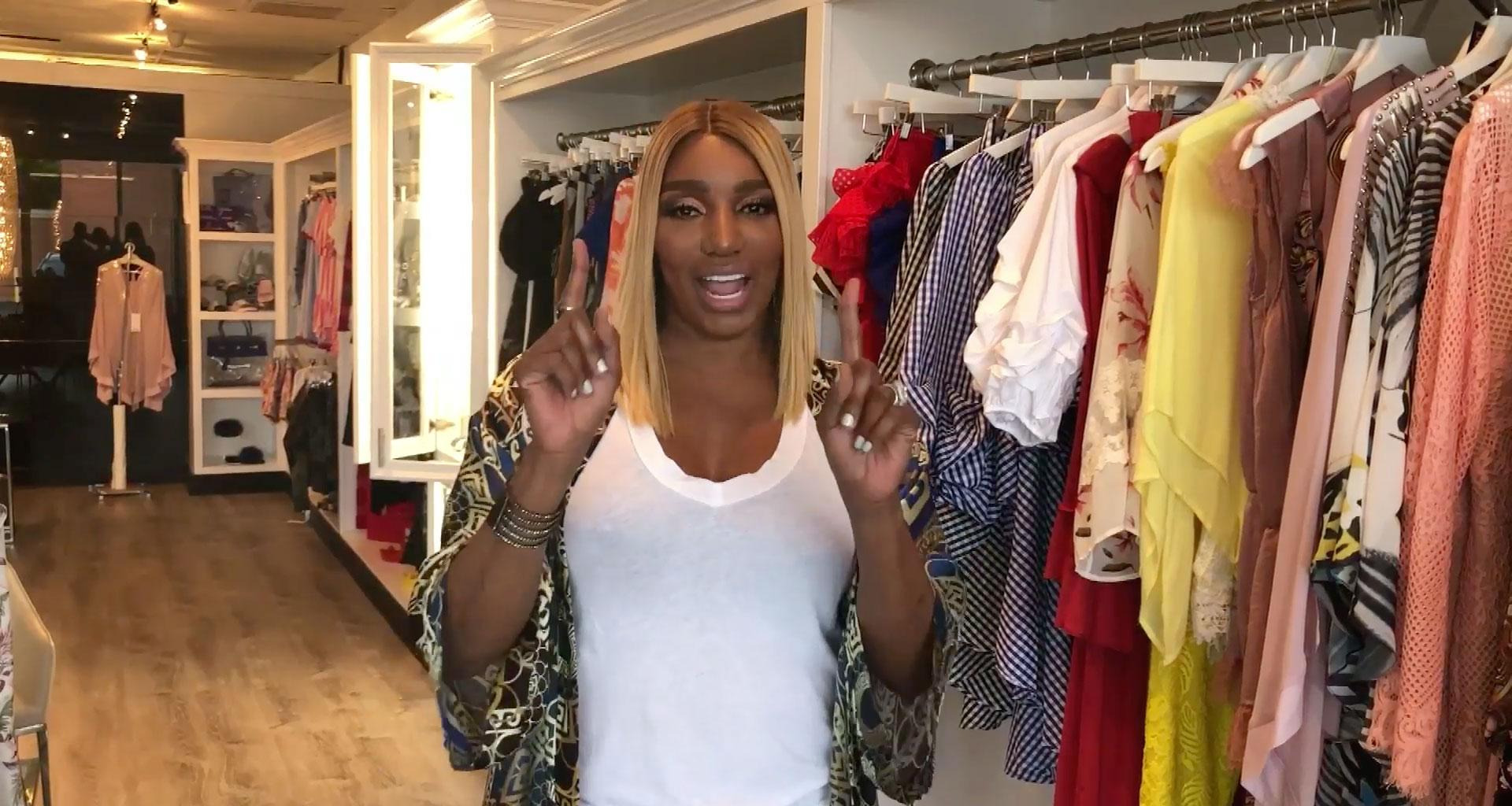 NeNe Leakes Continues To Support Her Fans Who Are Doing The 'Hunni' Challenge