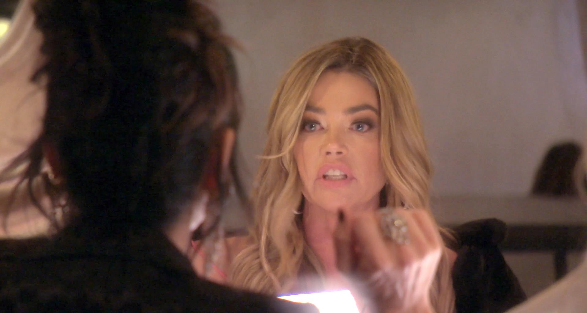 Denise Richards Will Be Coming To RHOBH Reunion After Skipping Out On Filming