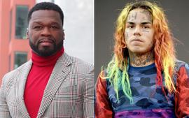 50 Cent Slams His Son Again Saying He Wishes Tekashi 6ix9ine Was His Child Instead!
