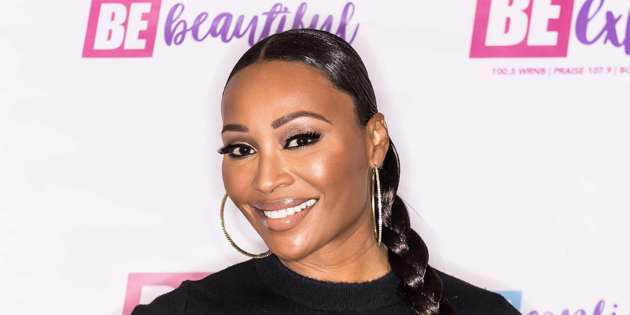 Cynthia Bailey Shows Off Her Toned Abs And Teaches Fans How To Get Their Tummy Makeover