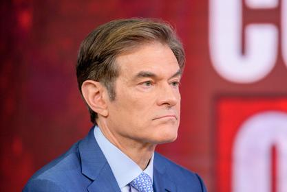 Dr. Oz Responds After People Call For His Resignation, But Receives More Backlash