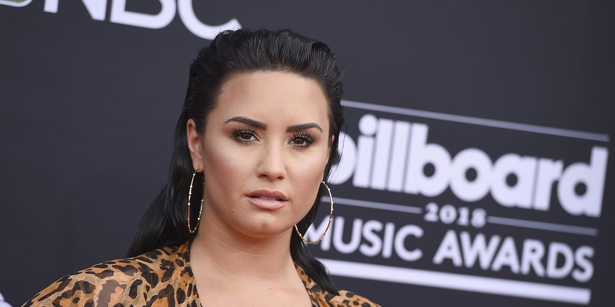 Demi Lovato Doesn't Believe In Cancel Culture After Her Alleged Account Trashing Selena Gomez Was Exposed