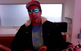 Adam Sandler Debuts His New 'Quarantine Song' During Appearance On The Tonight Show At Home