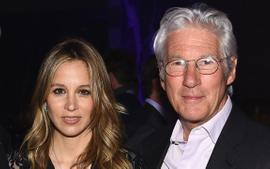 Richard Gere And Wife Alejandra Silva Welcome Second Baby!