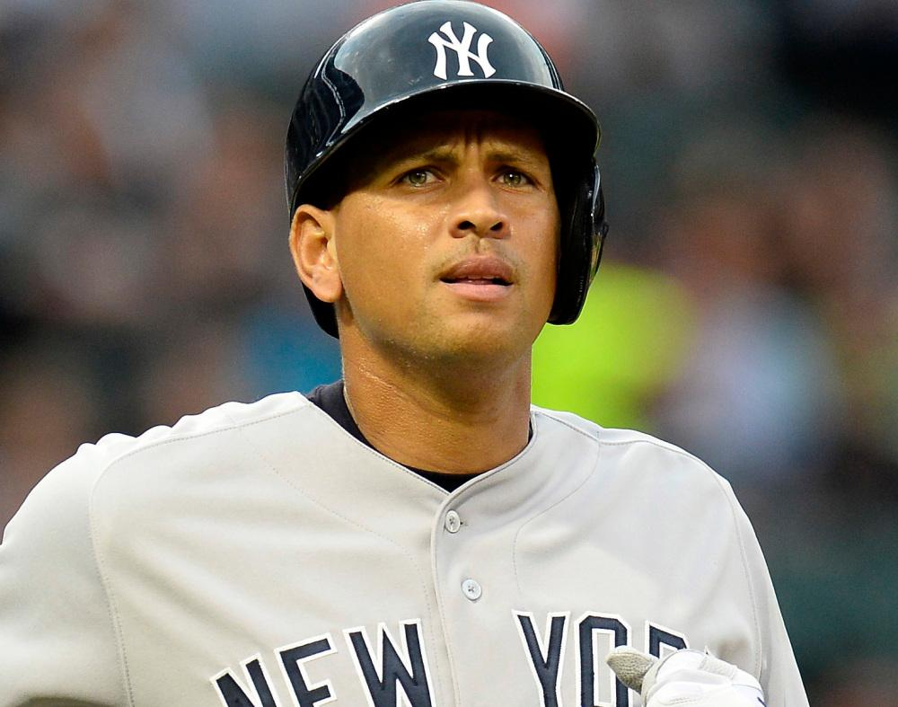 Alex Rodriguez Jokes That He And J-Lo Might Have Drive-Through Wedding