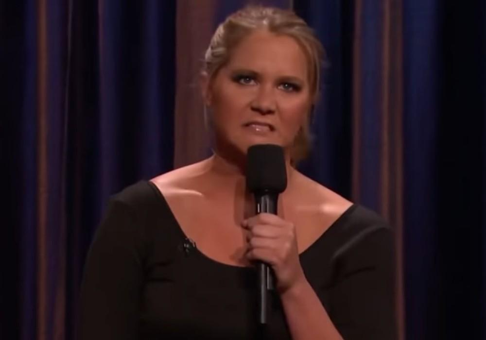Amy Schumer Jokes About Her Decision To Change Her Son's Name