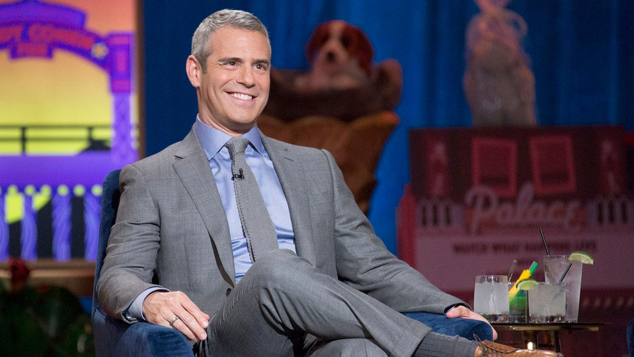 Andy Cohen Tried To Donate Plasma To Help The Fight Against COVID-19 -- Turned Away Because He Is Gay!