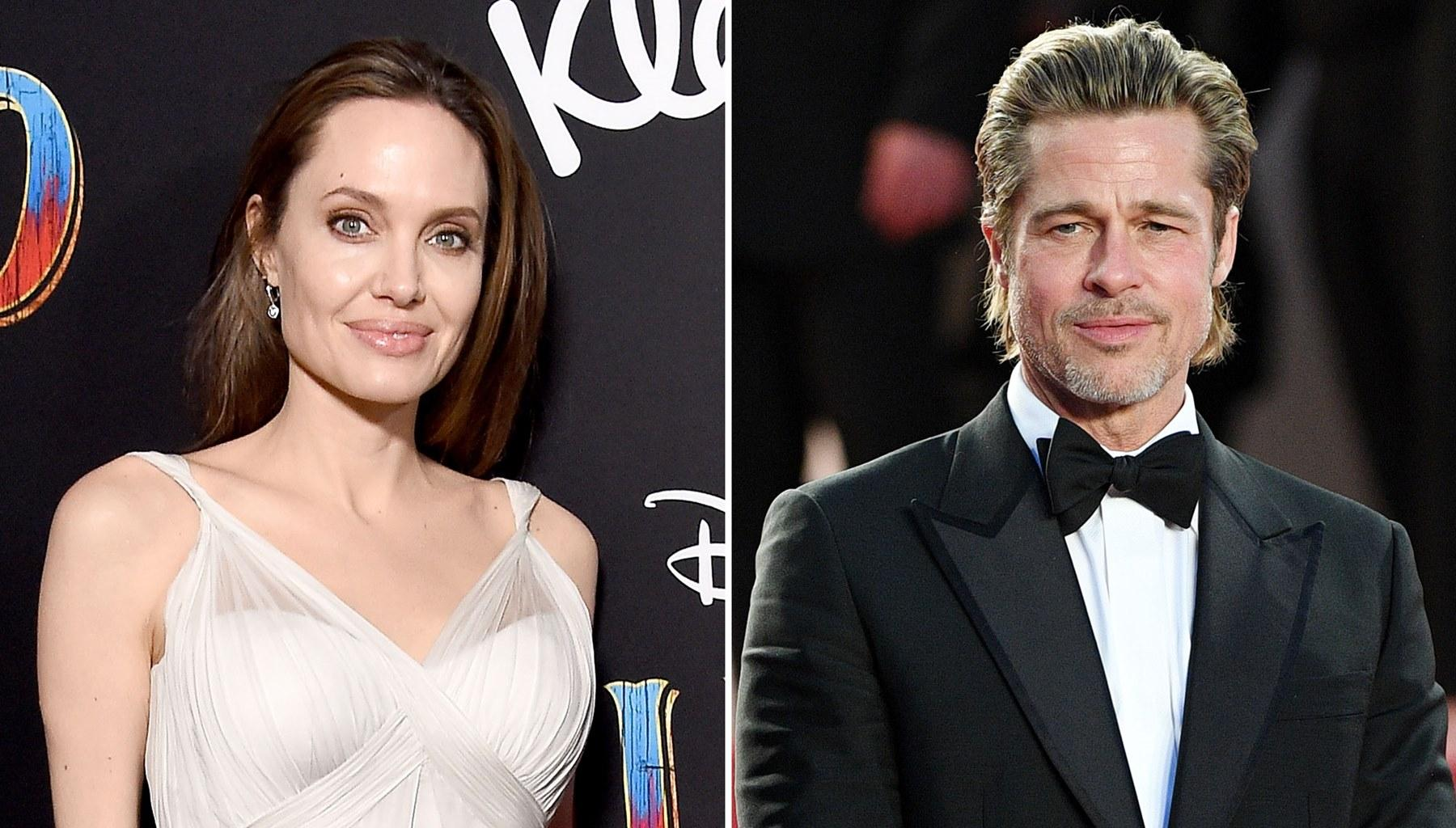 Angelina Jolie Opens Up About Hers And Brad Pitt's Struggles While In Quarantine With Six Kids
