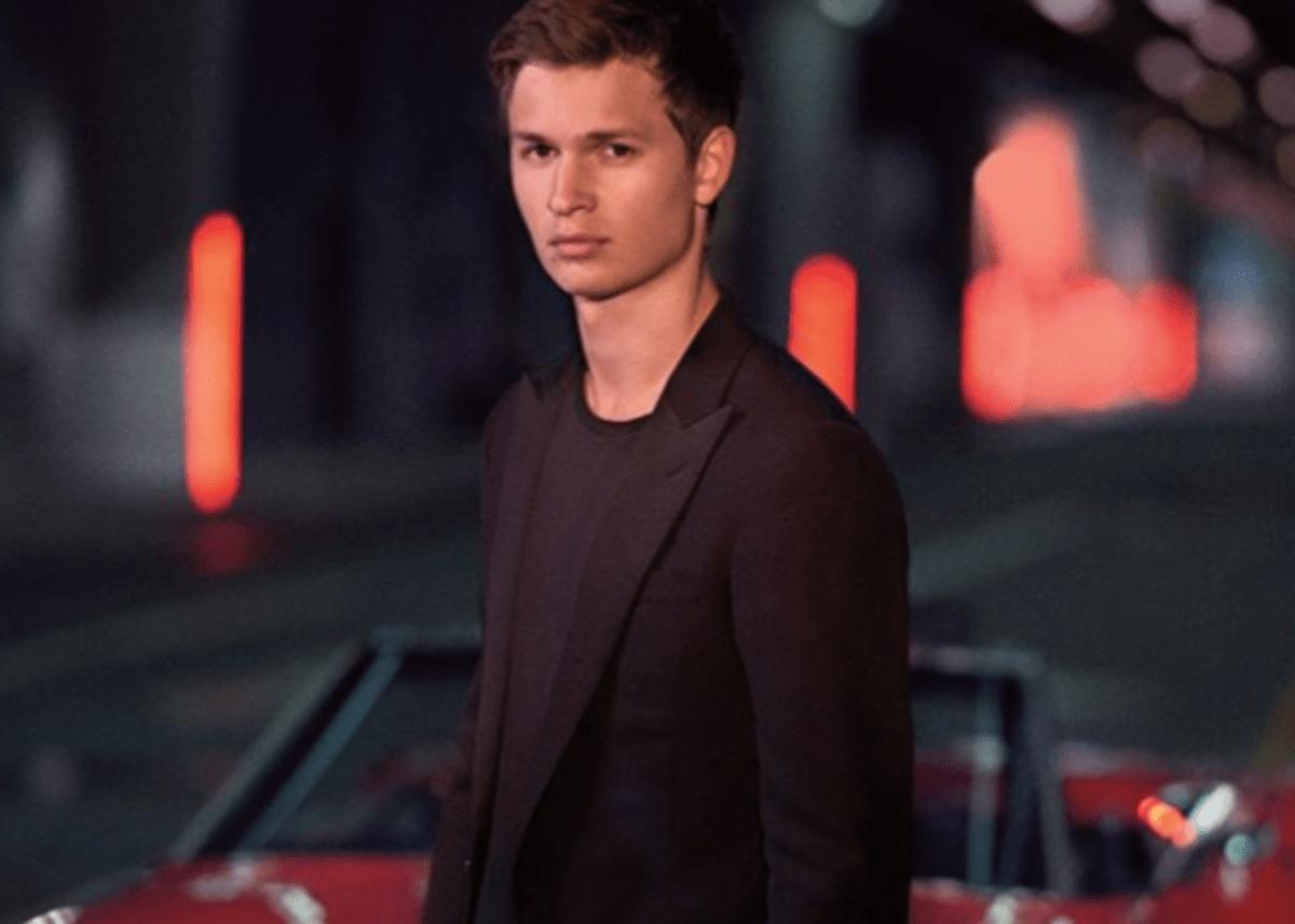Ansel Elgort Poses Without Any Clothes — But It's All For A Good Cause