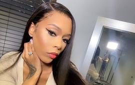 Bambi Benson Shows Off Her Natural Hair In New Videos After Her Husband, Lil Scrappy, Cut It Off For Her -- 'Love & Hip Hop: Atlanta' Fans Are Stunned