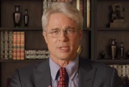 Brad Pitt Appears As Dr. Anthony Fauci On New Episode Of Saturday Night Live At Home