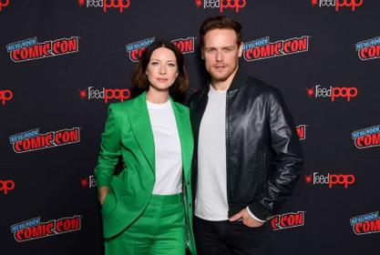 Caitriona Balfe And The Rest Of The 'Outlander' Team Step Up To Back Sam Heughan After He Dropped A Few Bombshells