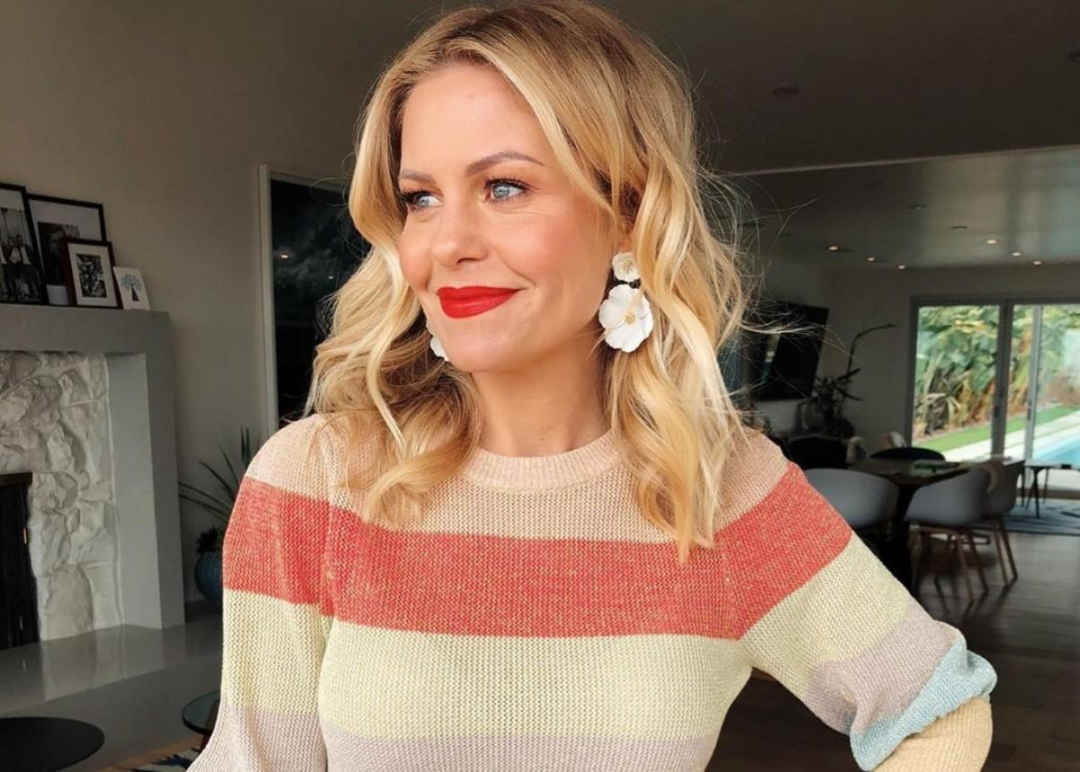Candace Cameron Bure Has Traded In Her Empty Nest For A Fuller House