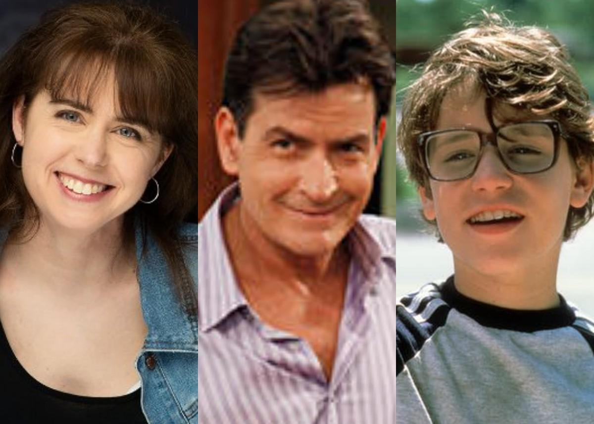 Corey Haim's Sister Cari Says Charlie Sheen Was Her First Kiss — Some Ask If She Was Underage