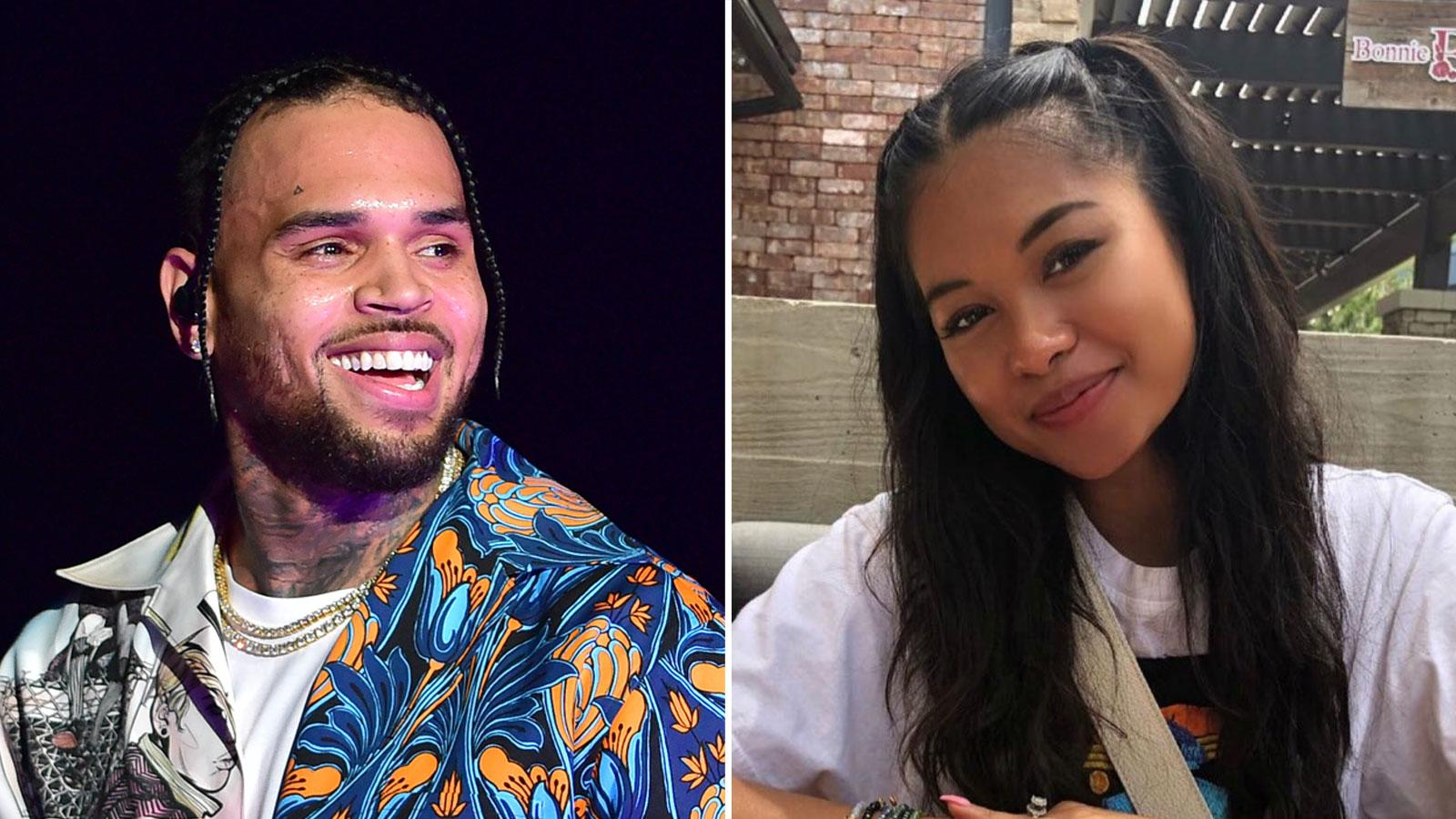 Ammika Harris Gushes Over 'GOAT' Chris Brown After He Also Flirted With Her!