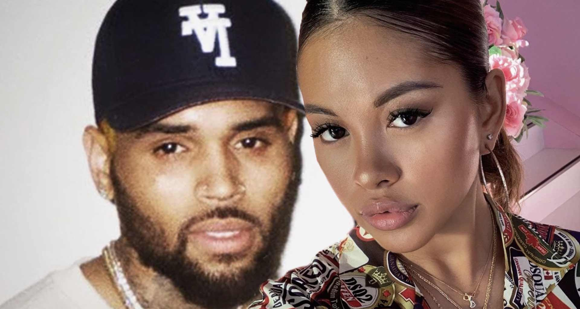 Chris Brown And Ammika Harris Have 'Reconnected' While Far From Each Other And Flirting - Here's Why They Are Closer Than Ever!