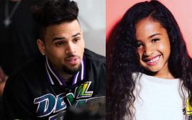 Chris Brown's Video Of His Lil Ninja, Royalty Brown Dancing Has Fans Saying She Takes After Her Dad