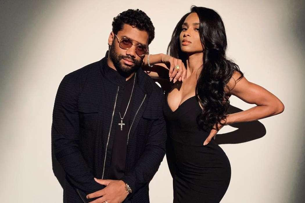 Ciara And Russell Wilson Reveal She's Pregnant With Baby Boy