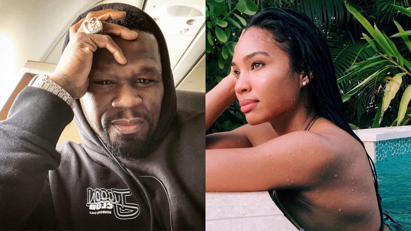 50 Cent Insults Cuban Link's Cooking And She Takes Revenge And Films It - Check Out How Cuban Link Taught Him A Lesson!