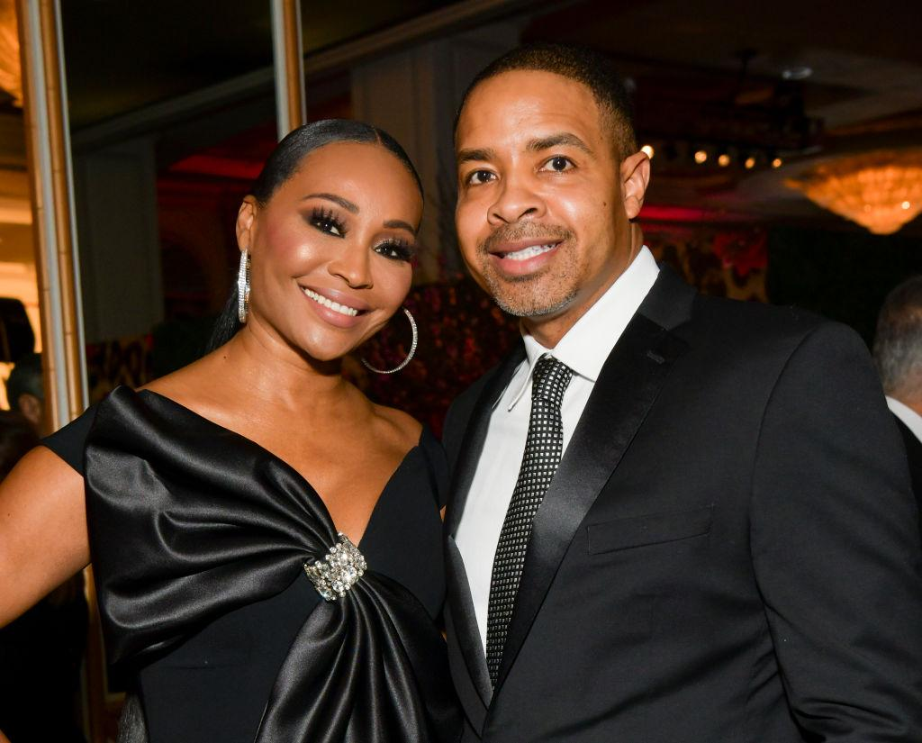Cynthia Bailey Is Advertising Mike Hill's Burgers In Quarantine - Check Out Her Video