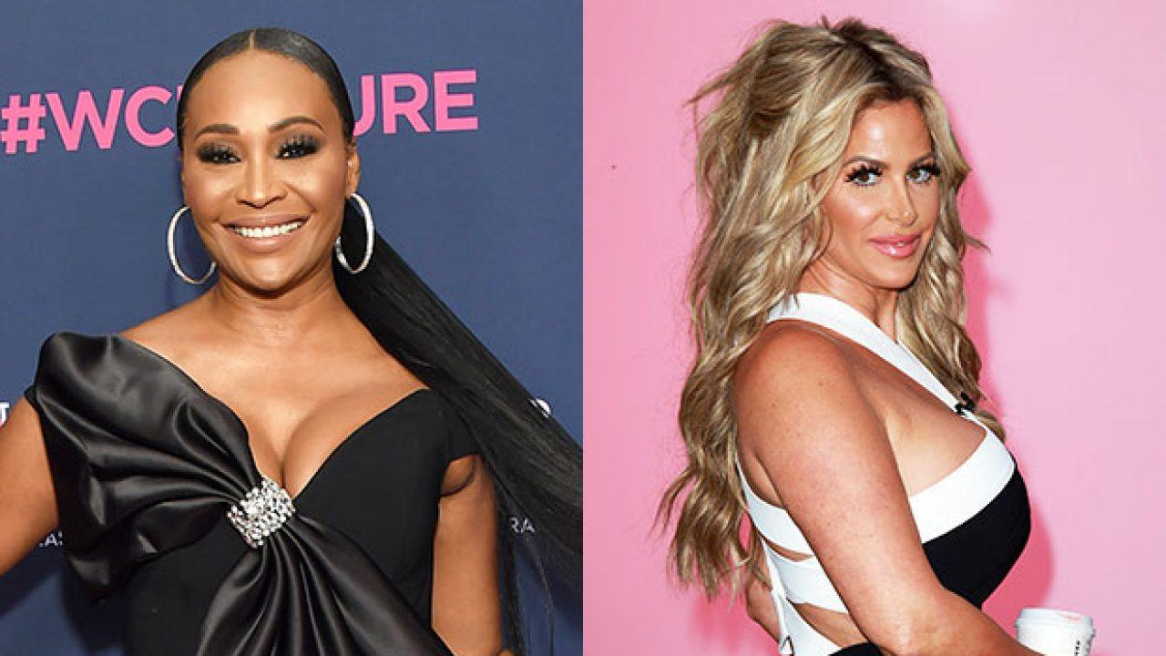 Cynthia Bailey Shares Her Thoughts On Kim Zolciak Possibly Returning To 'RHOA'