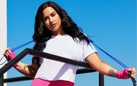 Demi Lovato Launches New Fabletics Line & Part Of The Proceeds Will Benefit Coronavirus Victims