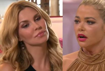 Erika Jayne Thinks Brandi Glanville Is Telling The Truth About Her Supposed Affair With Denise Richards And Here's Why!
