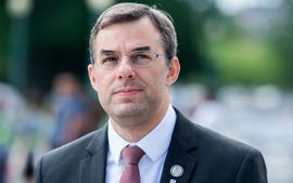 Donald Trump & Joe Biden Have A New Competitor In The Presidential Race, As Rep. Justin Amash Declares He's Running Third Party