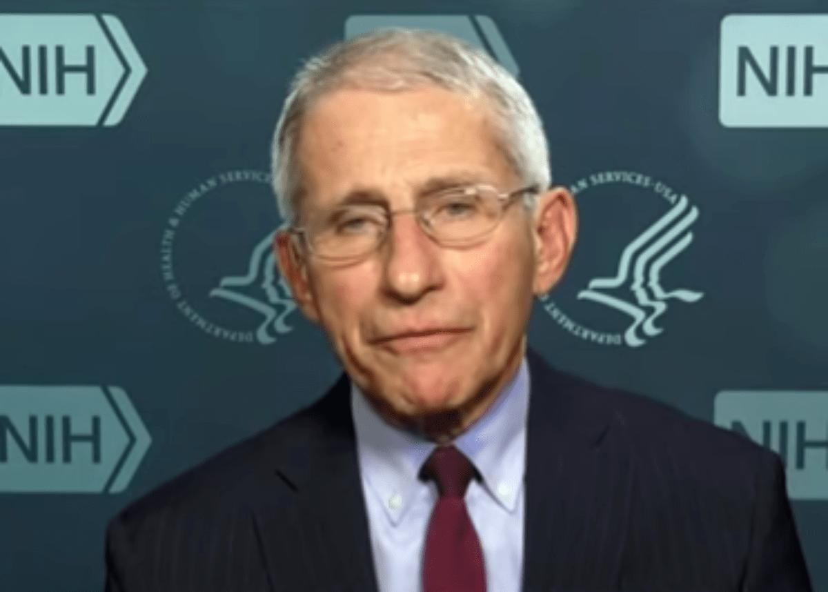 Dr. Anthony Fauci Hints That Americans May Need To Wear Masks In Fight Against Coroanvirus As President Trump Says Cover Your Face With A Scarf