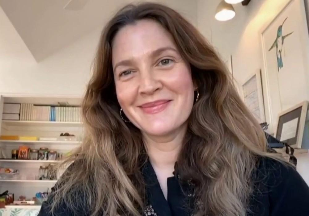 Drew Barrymore Says She's Cried Every Day While Trying To Homeschool Her Kids