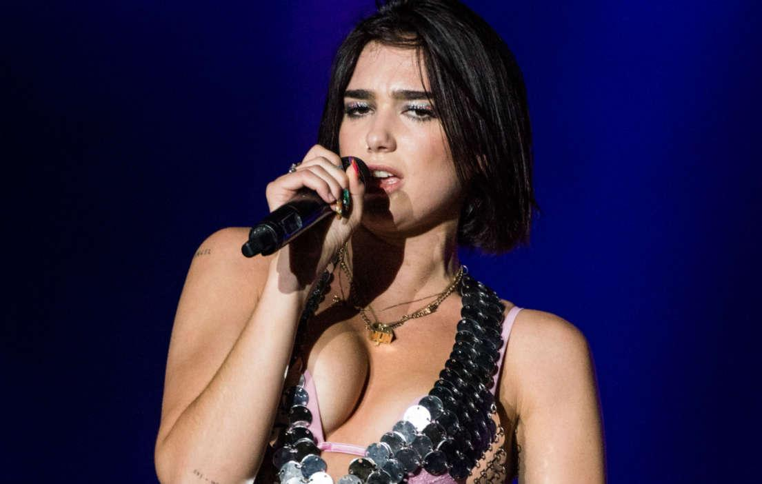 Dua Lipa Reveals What She And Anwar Hadid Have Been Up To Amid The COVID-19 Pandemic