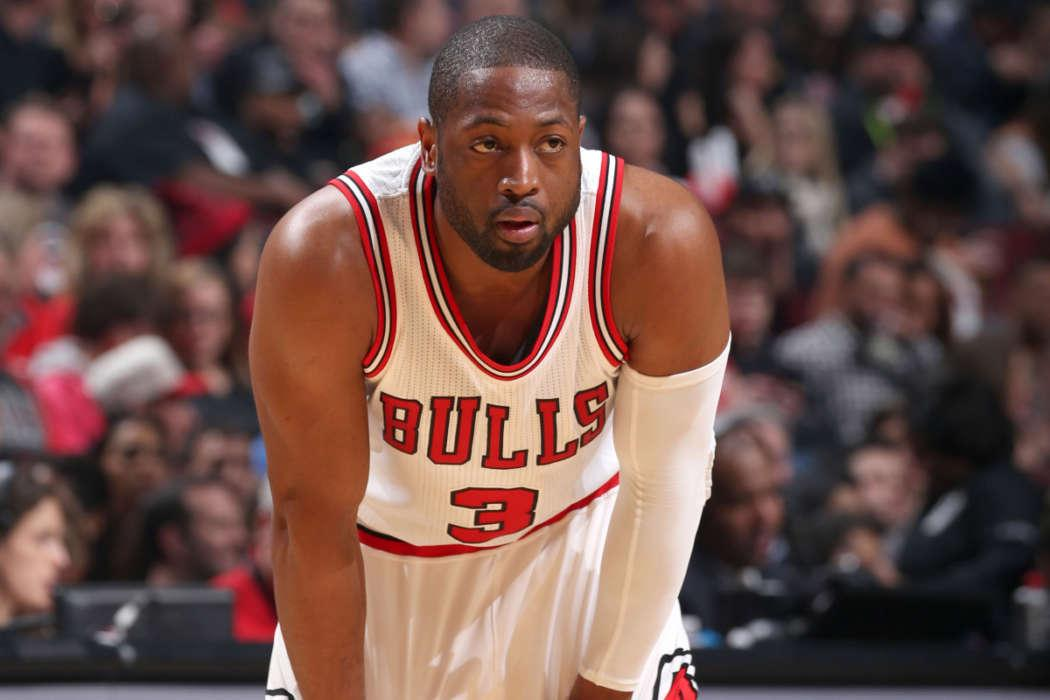 Dwayne Wade Appears For The First Time On Daughter Zaya's Instagram