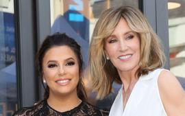 Eva Longoria Gushes Over 'Amazing' 'Desperate Housewives' Co-Star Felicity Huffman And Their 'Strong Connection!'