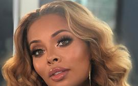 Eva Marcille's Husband, Michael Sterling, Shares A Moving Photo To Say She Is The Mother Of The Year While Being Attacked By Ex Kevin McCall Once Again