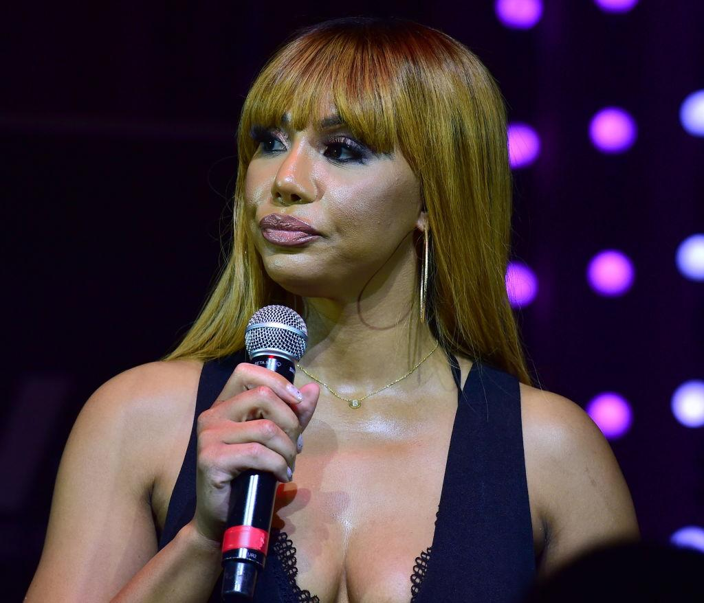 Porsha Williams Supports Tamar Braxton After It's Revealed She Will Host VH1 Show 'To Catch A Beautician'