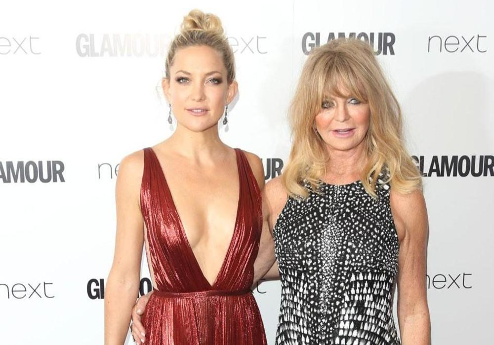 Goldie Hawn Reveals Why She Changed Kate Hudson's Name On The Way To The Hospital