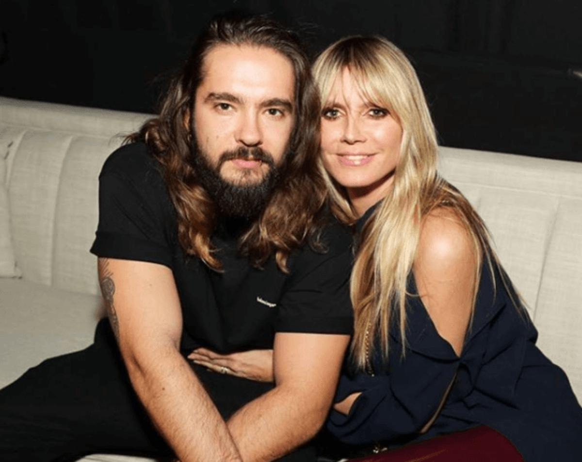 Heidi Klum Shows Off 'Food Baby' Alongside Hubby Tom Kaulitz In Hilarious Pic But Fans Are Convinced She's Actually Pregnant!