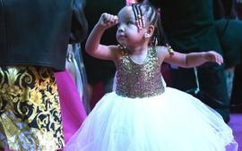 Tiny Harris And T.I.'s Daughter, Heiress Harris Says She's A Better Dancer Than Their Son, King - Is She Right? See The Video!