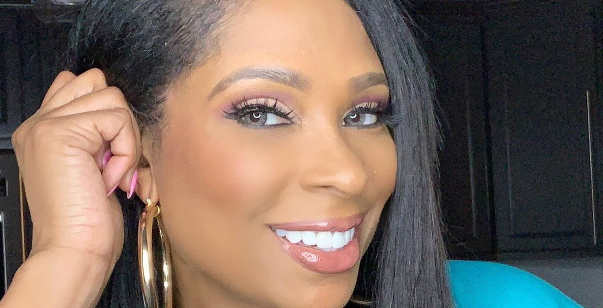 Jennifer Williams Does The Savage TikTok Challenge In A Skimpy Bathing Suit -- The 'Basketball Wives' Star Is Ridiculed For This Reason And She Claps Back