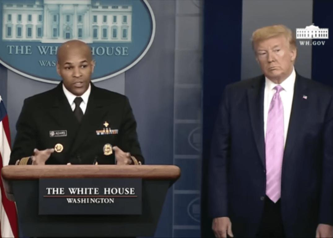 'Do It For Your Abuela, Grandaddy, Big Momma, And Pop Pop' — Surgeon General Jerome Adams Slammed For How He Speaks To Minorities At Coronavirus Briefings