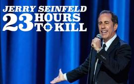 Jerry Seinfeld Returns To Standup Comedy With New Netflix Special '23 Hours To Kill'