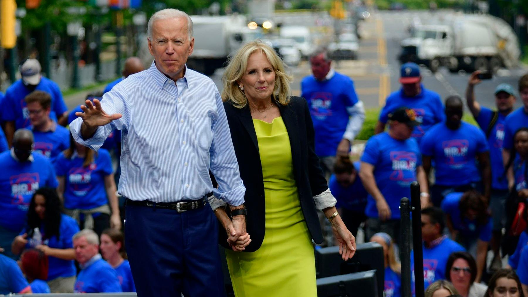 Joe Biden And His Wife, Jill Biden, Reveal The Name Of The Person They Want As Vice President