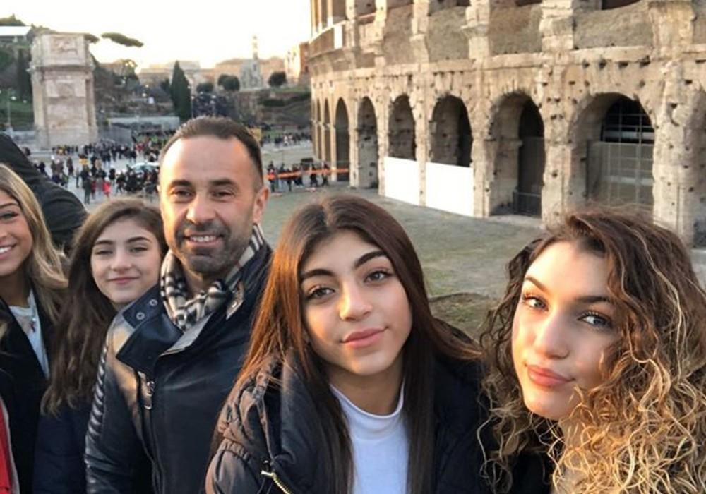 Joe Giudice Is 'Overwhelmed With Emotions' Because He Can't Visit With His Daughters During Coronavirus Pandemic