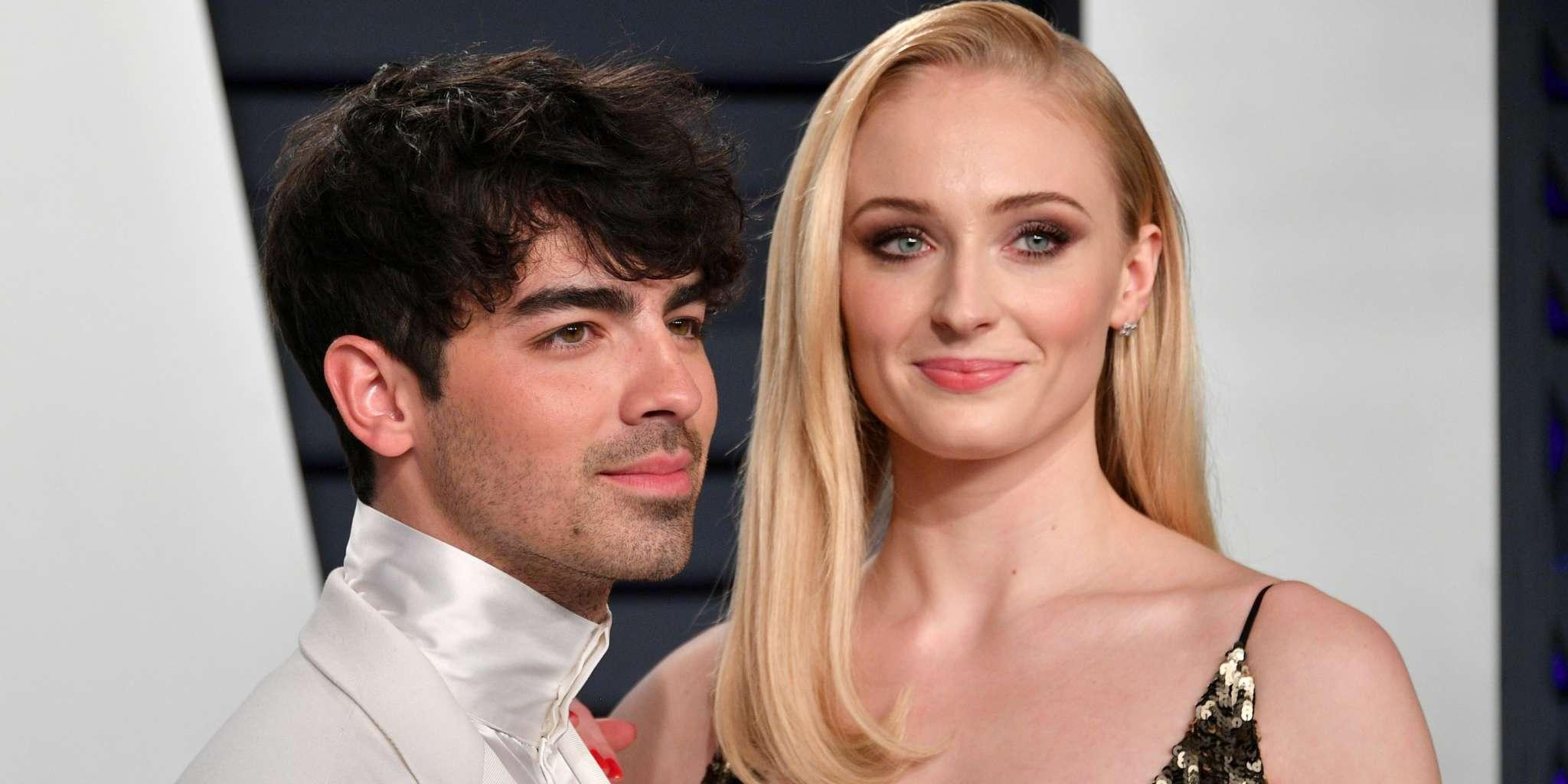 Sophie Turner Applies Makeup On Her Husband Joe Jonas While In Quarantine And The Result Is Pretty Impressive - Check Out The Pics!