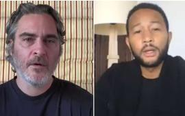 John Legend, Joaquin Phoenix Beg NY Governor Andrew Cuomo To Reduce The State's Prison Population Amid COVID-19 Pandemic