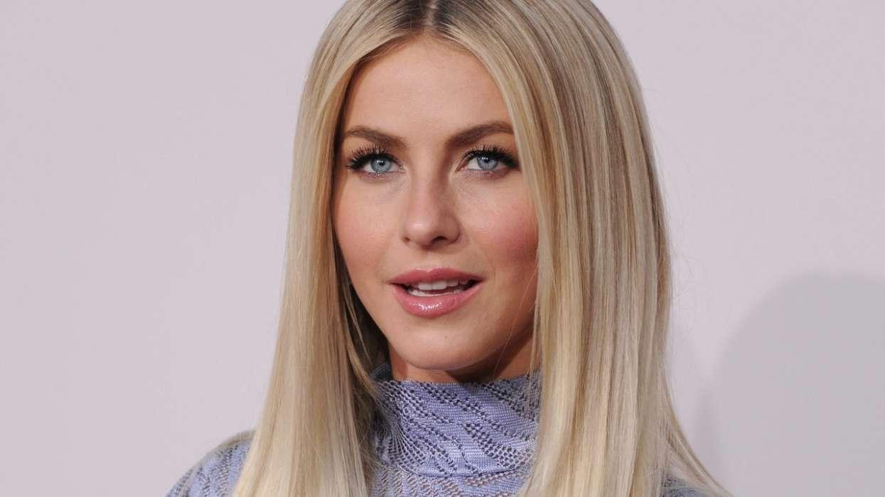 Julianne Hough Says She's Releasing 'Stagnant Energy' Amid COVID-19 Pandemic