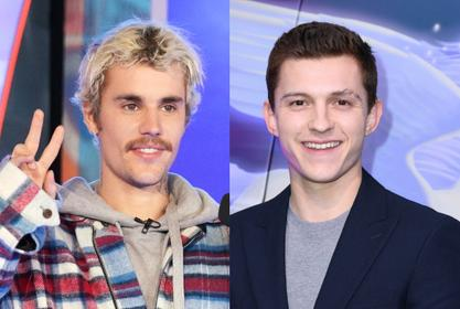 Justin Bieber And Tom Holland Bond During Surprise Joint Instagram Live And Fans Are Freaking Out About Their Cute Friendship!