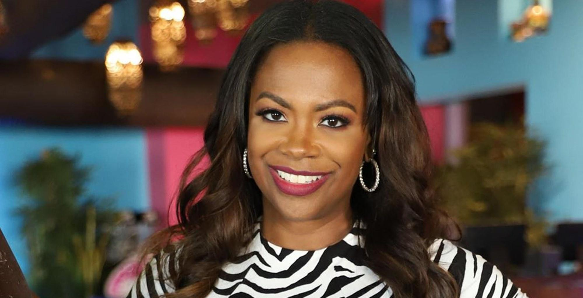 Kandi Burruss's Baby Daughter, Blaze Tucker, Lands Her First Modeling Gig And Looks Adorable In The Photos